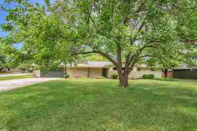 Wichita KS Single Family Home For Sale: $147,500