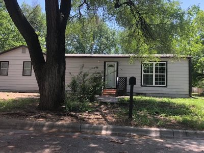 Wichita KS Single Family Home For Sale: $47,250