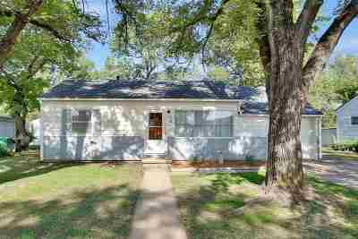 Haysville Single Family Home For Sale: 127 Trout Ave