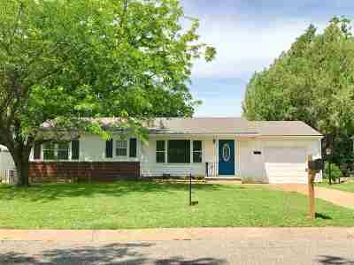 Wellington Single Family Home For Sale: 606 N Morningside Dr
