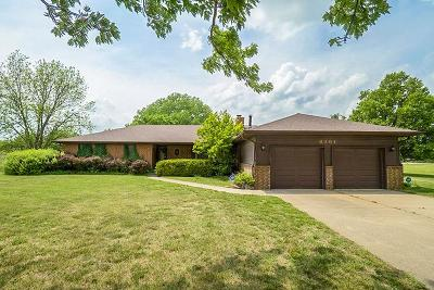 Haysville Single Family Home For Sale: 8361 S Hydraulic St