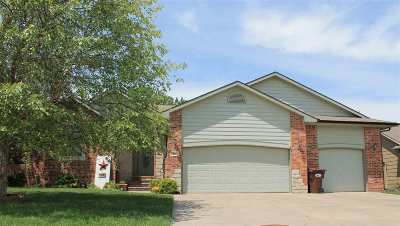 Mulvane Single Family Home Contingent: 911 Cedar Brook Cir