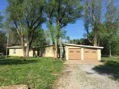 Haysville Single Family Home For Sale: 7433 S Pattie St