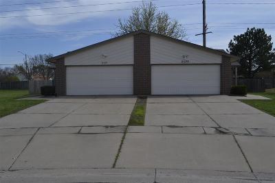 Wichita Single Family Home For Sale: 8423 E Parkmont Ct