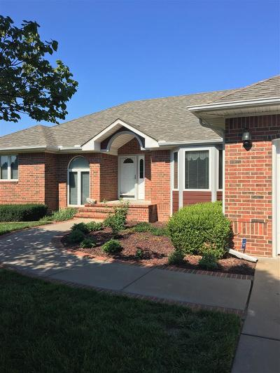 Hesston Single Family Home For Sale: 7 Ironwood