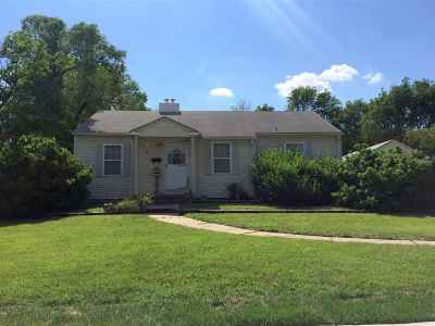 Augusta Single Family Home For Sale: 1207 Ohio St