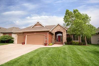 Maize Single Family Home For Sale: 3849 N Watercress Ct