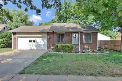 Cheney Single Family Home For Sale: 217 N Filmore