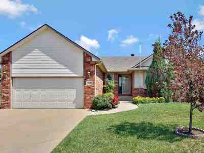 Wichita Single Family Home For Sale: 902 N Firefly St.