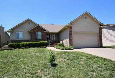 Andover KS Single Family Home For Sale: $234,900