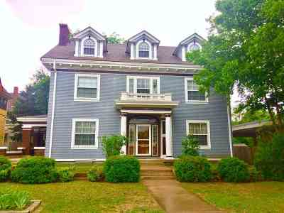 Newton Single Family Home For Sale: 307 W Broadway