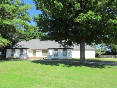 Augusta Single Family Home For Sale: 2109 N Lakeview Pkwy