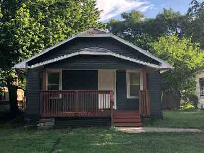 El Dorado KS Single Family Home For Sale: $37,500