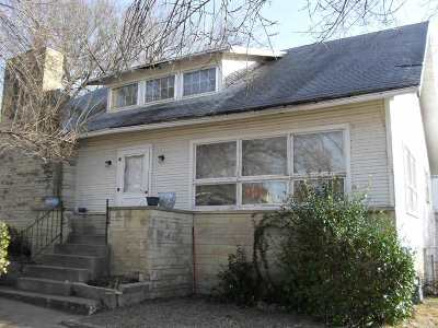 Arkansas City Single Family Home For Sale: 321 W Adams
