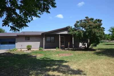 Augusta Single Family Home For Sale: 9826 SW Purity Springs Rd