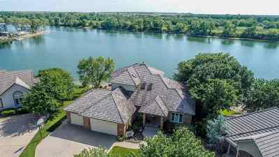 Wichita Single Family Home For Sale: 5131 N Harborside Ct