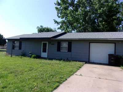 Arkansas City Single Family Home For Sale: 1103 W Colorado
