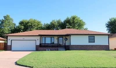 Goddard Single Family Home For Sale: 16 E Swanee Dr