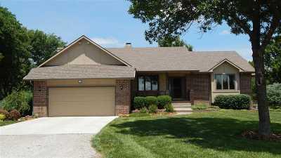 Wichita Single Family Home For Sale: 3055 S Rebecca Ln