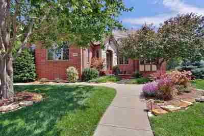 Wichita Single Family Home For Sale: 8913 E Churchill Ct