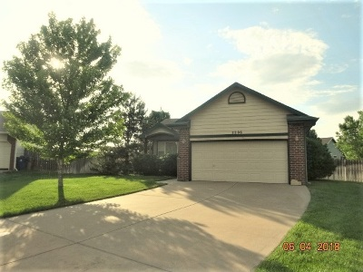 Derby Single Family Home For Sale: 2206 Curtis Ct