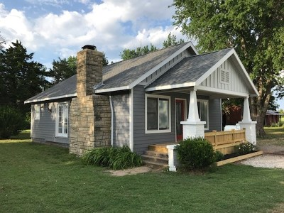 Udall Single Family Home For Sale: 950 N River Rd
