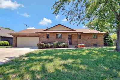Andover KS Single Family Home For Sale: $175,000