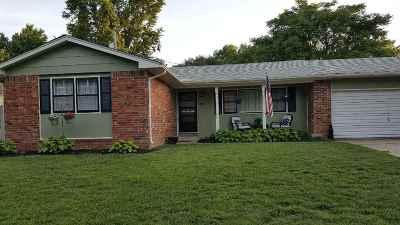 Mulvane Single Family Home For Sale: 1215 Joann Dr