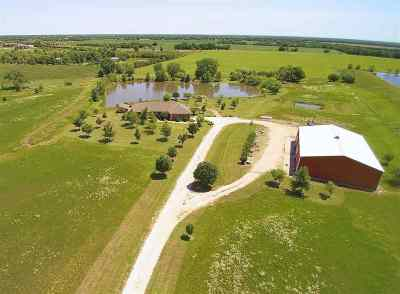 Sedgwick County Single Family Home For Sale: 8320 S Greenwich Rd