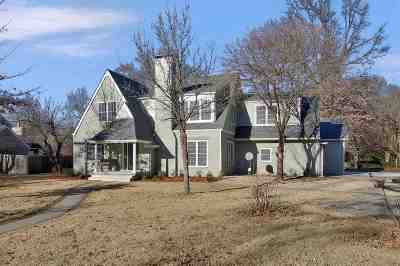 Eastborough Single Family Home For Sale: 6 S Colonial