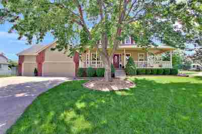Augusta Single Family Home For Sale: 405 Country Hills Dr
