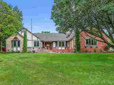 Derby Single Family Home For Sale: 606 S Sharon Ct