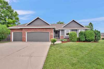 Andover KS Single Family Home For Sale: $254,900