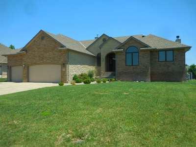 Wichita Single Family Home For Sale: 316 S Grand Mere St