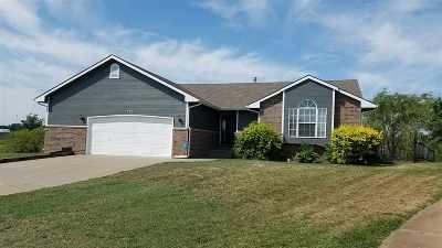 Haysville Single Family Home For Sale: 373 E Riley St