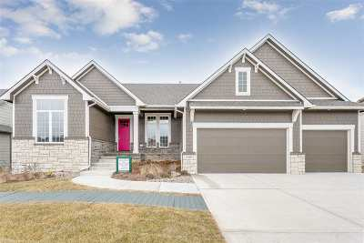Wichita Single Family Home Contingent: 14206 E Churchill Street