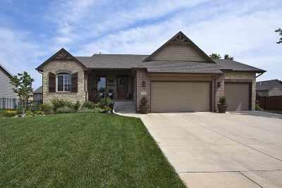 Wichita Single Family Home For Sale: 15806 E Boxthorn St