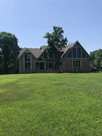Wichita Single Family Home For Sale: 1220 N Covington St
