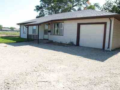 Derby Single Family Home For Sale: 6145 S Clifton Ave