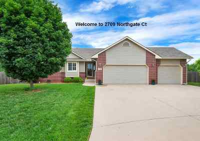 Augusta Single Family Home For Sale: 2709 Northgate Ct
