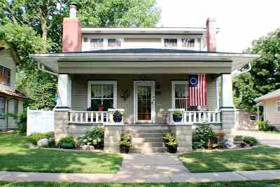 Augusta Single Family Home For Sale: 1139 State St