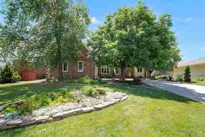 Wichita Single Family Home For Sale: 8211 E Champions Street