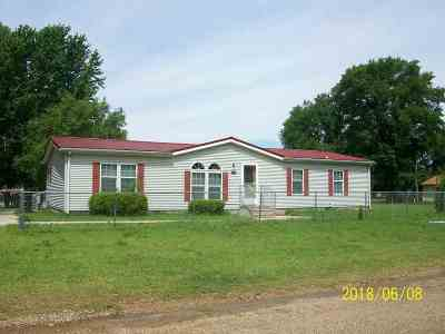 Arkansas City Single Family Home For Sale: 1213 N 13th Street