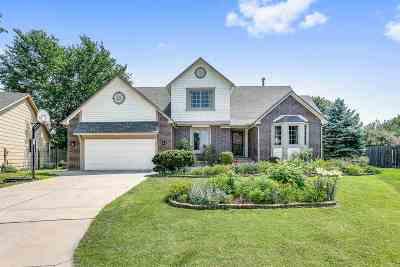 Wichita Single Family Home For Sale: 2641 Rushwood Ct