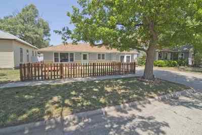 Burrton Single Family Home For Sale: 309 S Burrton Ave