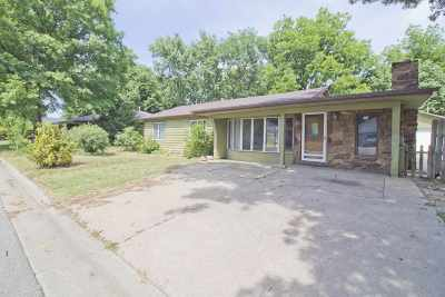 Colwich Single Family Home For Sale: 444 S 3rd