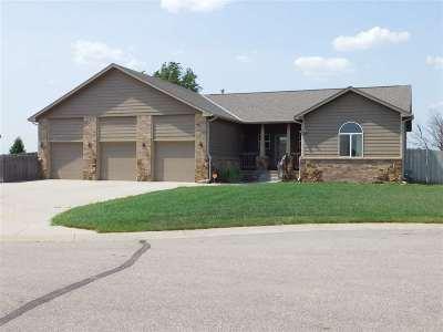 Wichita Single Family Home For Sale: 4412 S Doris Ct