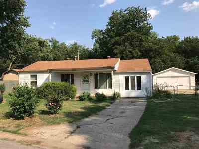 Haysville Single Family Home For Sale: 248 Stewart Ct