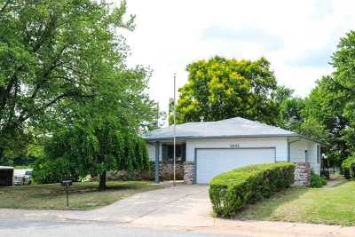 Sedgwick County Single Family Home For Sale: 1501 N Rockwood Blvd