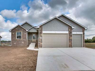 Derby Single Family Home For Sale: 836 E Freedom